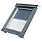 Store occultant fenêtre de toit Site 78 x 98 cm bleu