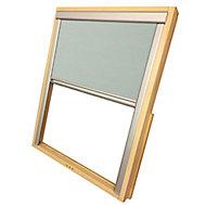 Store occultant fenêtre de toit Site 78 x 98 cm gris