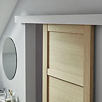 Système coulissant Oleni pour porte en bois