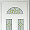 Porte d'entrée alu Lea 215 x 90 cm poussant droit