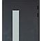 Porte d'entrée alu Jorasses 215 x 90 cm poussant droit