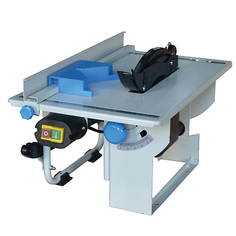 Scie sur table Mac Allister MTSP800A 800W | Castorama
