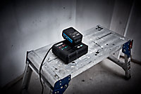 Chargeur de batterie rapide Erbauer 18V