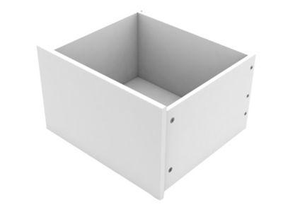 Grand tiroir blanc 50 cm form perkin