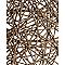 Plafonnier Fauna métal/corde naturel Ø 25 cm E27 42W