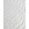 Plafonnier Papyrus métal/papier blanc Ø 51 cm E27 42W