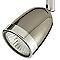 Réglette 2 spots Apheliotes métal chrome GU10 2x35 W