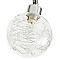 Réglette 2 spots Paralia métal/verre chrome G9 2x25 W
