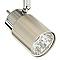 Réglette 4 spots Hades métal chrome LED 4x3,5 W