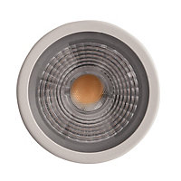 Spot à encastrer LED intégrée Colours Menas IP20 blanc Ø8,5 cm