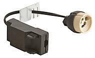 Connecteur spot Colours GU10 IP20 noir