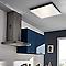 Panneau LED Colours blanc 60 x 60 cm