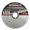 Disque de coupe métal/inox 125x1x22,2mm