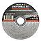 Disque de coupe métal 125x1x22,2mm