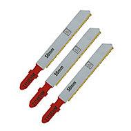 Lame scie sauteuse droite propre inox 2-5mm 118EHM T universelle