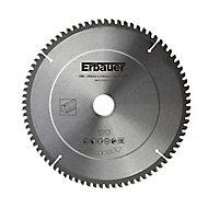 Lame de scie circulaire Multi Erbauer Ø254 x30/25/20/16 coupe propre 80 dents