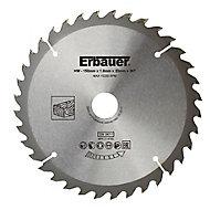 Lame de scie circulaire Bois Erbauer Ø150 x20/16/12,75/10 coupe moyenne 36 dents