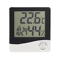 Thermomètre/hygromètre HTC-1