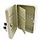 Armoire à clés coffre-fort Blanc en Acier SMITH & LOCKE 6001