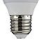 Ampoule LED E27 6,3W=40W blanc chaud