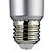 Ampoule LED réflecteur (R80) E27 9W=60W blanc chaud