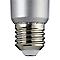 2 ampoules LED R80 E27 14W=90W blanc chaud