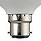 Ampoule LED globe B22 15W=100W blanc chaud