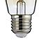 Ampoule LED ST64 E27 5,5W=40W blanc chaud
