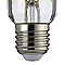 Ampoule LED tube (T38) E27 5,5W=40W blanc chaud