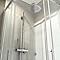 Colonne de douche sans mitigeur Emme