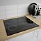 Plaque de cuisson vitro 4 foyers COOKE AND LEWIS CLCER60