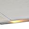 Hotte standard inox CHS60