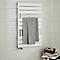 Sèche-serviettes eau chaude Blyss Boxwood blanc 379W