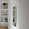 Carrelage mur blanc 25 x 50 cm Brindisie (vendu au carton)