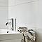 Carrelage mur blanc 30 x 60 cm Perouso (vendu au carton)