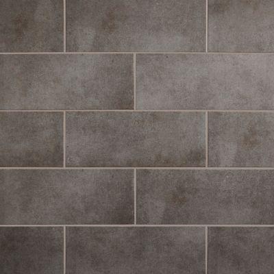 Carrelage Mur Gris 20 X 50 Cm Konkrete Vendu Au Carton Castorama
