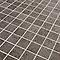 Mosaïque sol et mur gris 30 x 30 cm Mile Stone