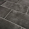 Carrelage sol anthracite 30 x 60 cm Konkrete (vendu au carton)