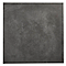Carrelage sol anthracite 61,6 x 61,6 cm Konkrete (vendu au carton)
