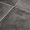 Carrelage sol anthracite 60 x 60 cm Konkrete (vendu au carton)