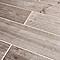 Carrelage sol gris 20 x 120 cm Cotage (vendu au carton)