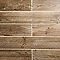 Carrelage de sol Cottage wood 20 x 120 cm marron (Vendu au carton)