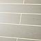 Carrelage sol blanc 15 x 60 cm Arrezo (vendu au carton)