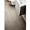 Carrelage sol gris 15 x 60 cm Arrezo (vendu au carton)
