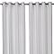 Paire de rideaux Colours Zen blanc 140 x 240 cm