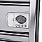 Sèche-serviettes électrique Blyss Stara Chrome 500W mm