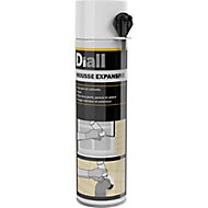 Mousse expansive Diall 500ml