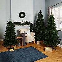 Sapin artificiel Woodland Pine h.183 cm