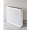 Radiateur acier eau chaude Blyss T22 1374W