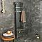 Sèche-serviettes à panneau Blyss Malawy miroir 1100W